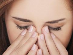Может ли быть аллергия на наращенные ресницы?
