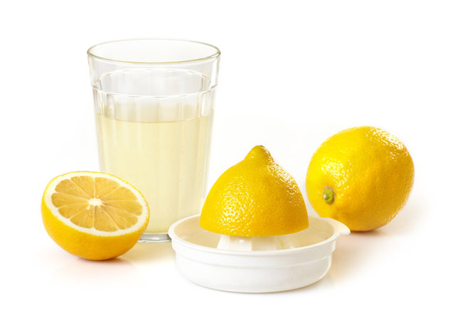 Сок с водой