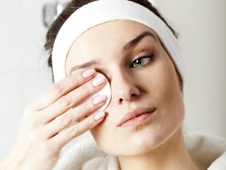 Снятие макияжа при ботоксе