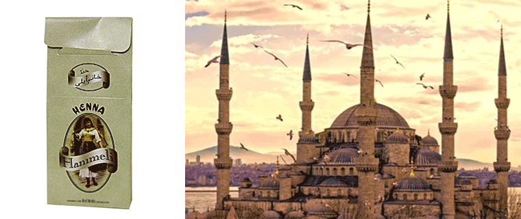 Турецкая хна